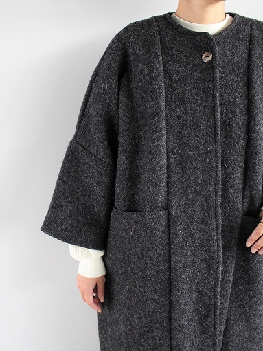 Worker's Nobility Coat / 100% Wool _b0139281_14522290.jpg