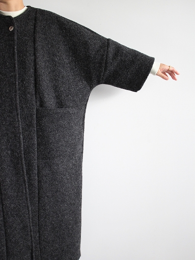 Worker's Nobility Coat / 100% Wool _b0139281_14523030.jpg