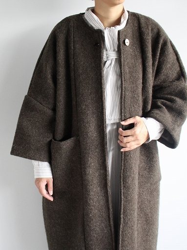 Worker's Nobility Coat / 100% Wool _b0139281_1452487.jpg