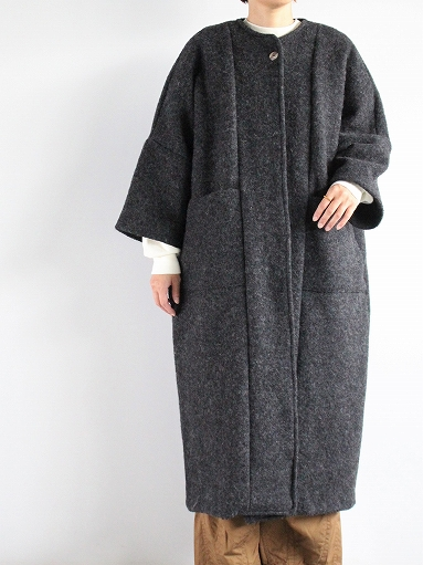 Worker's Nobility Coat / 100% Wool _b0139281_14525040.jpg