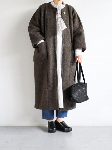 Worker's Nobility Coat / 100% Wool _b0139281_145319100.jpg