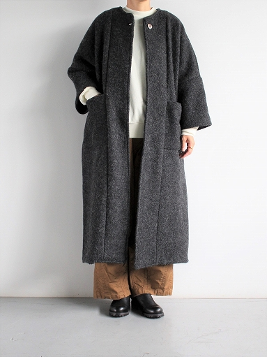 Worker's Nobility Coat / 100% Wool _b0139281_14533461.jpg