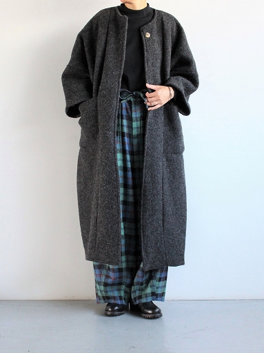 Worker's Nobility Coat / 100% Wool _b0139281_14534694.jpg