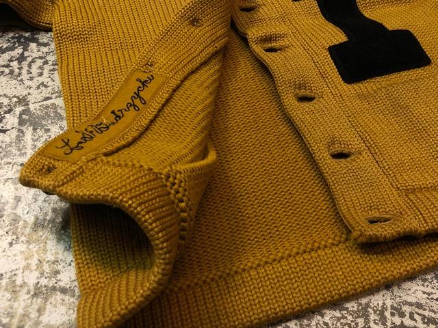 9月25日(水)マグネッツ大阪店 冬物ヴィンテージ入荷!!#7 アスレチックウェア編! 20\'~Lettered Cardigan & AwardJKT,ParadePants!!_c0078587_144976.jpg