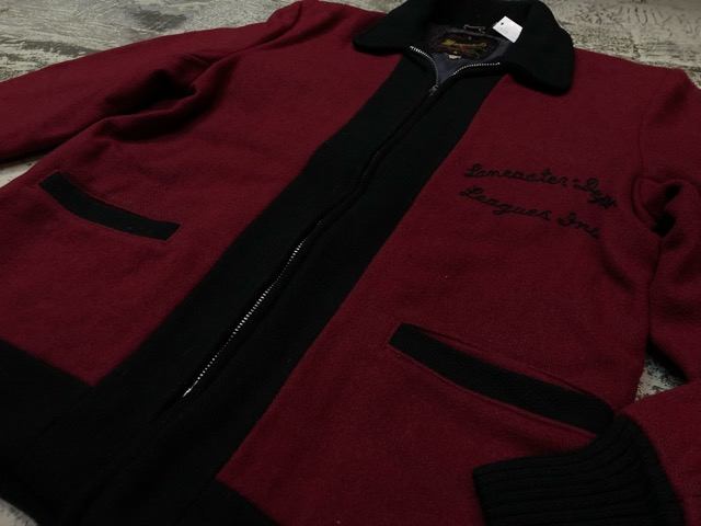 9月25日(水)マグネッツ大阪店 冬物ヴィンテージ入荷!!#7 アスレチックウェア編! 20\'~Lettered Cardigan & AwardJKT,ParadePants!!_c0078587_231015.jpg
