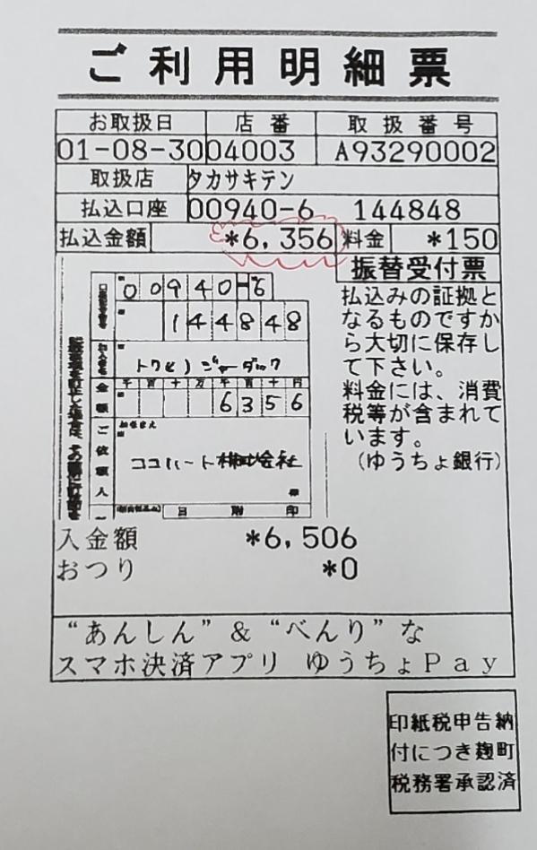 募金活動のご報告_b0211088_20143103.jpg