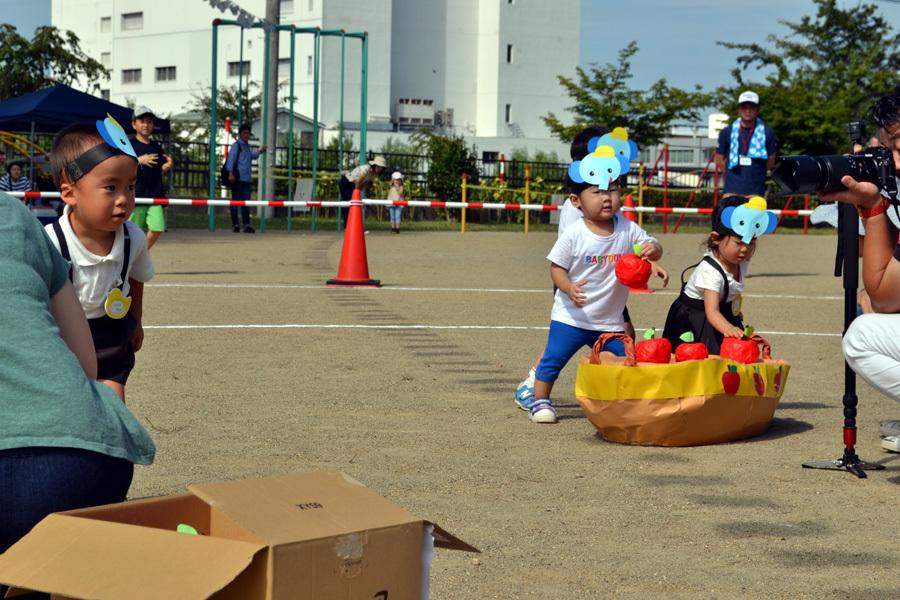 上宮幼稚園 運動会_d0353789_11423486.jpg