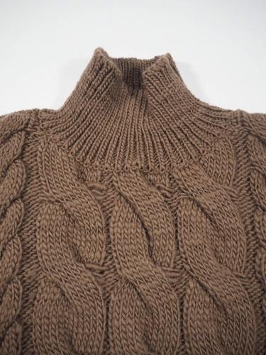 LENO Big Cable Sweater_e0357389_11162612.jpg