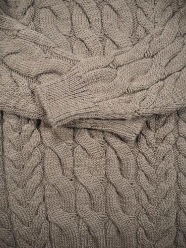 LENO Big Cable Sweater_e0357389_11162701.jpg