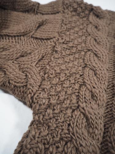 LENO Big Cable Sweater_e0357389_11162704.jpg