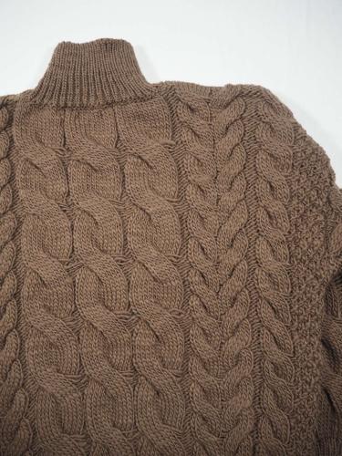 LENO Big Cable Sweater_e0357389_11162899.jpg