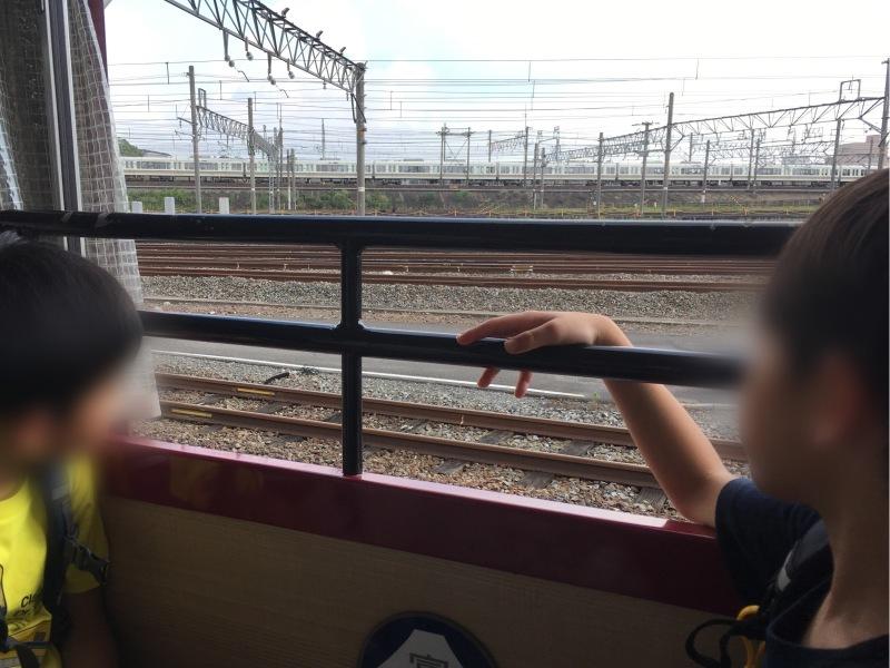 京都鉄道博物館で新幹線の運転シミュレータに挑戦!*夏休み京都鉄道旅⑤*_d0367998_11434153.jpeg