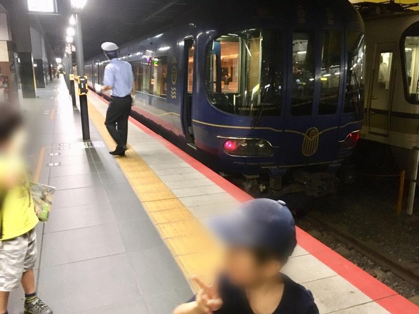 丹後の海&新たなトレインビューホテルを発見!  *夏休み京都鉄道旅⑦*_d0367998_22370888.jpeg