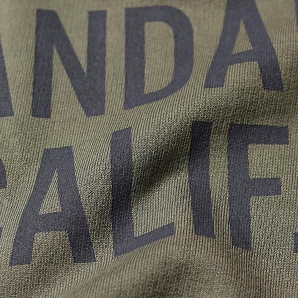 【DELIVERY】 STANDARD CALIFORNIA - Reversible Pima Cotton Sweat_a0076701_16284404.jpg