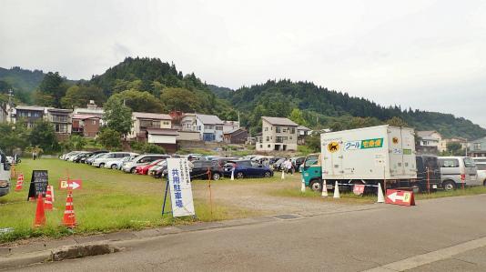 「米と酒 魚沼の陣」が浦佐駅で開催されました_c0336902_11004435.jpg