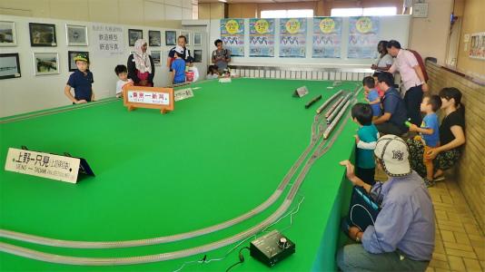 「米と酒 魚沼の陣」が浦佐駅で開催されました_c0336902_11041544.jpg