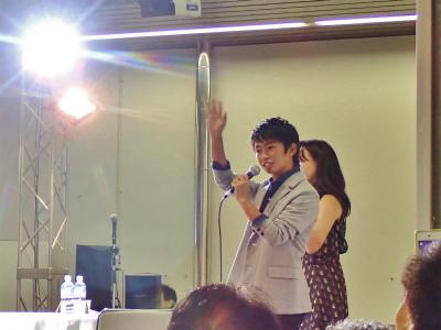 「米と酒 魚沼の陣」が浦佐駅で開催されました_c0336902_11042432.jpg