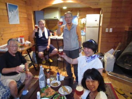 2019年9月6-7日山中湖大倉山荘ベースにキノコ狩り、バーベキュー_c0242406_12320778.jpg