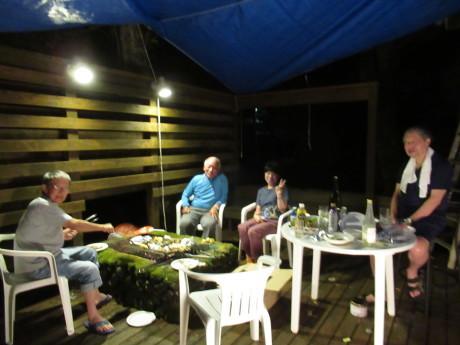 2019年9月6-7日山中湖大倉山荘ベースにキノコ狩り、バーベキュー_c0242406_14031674.jpg
