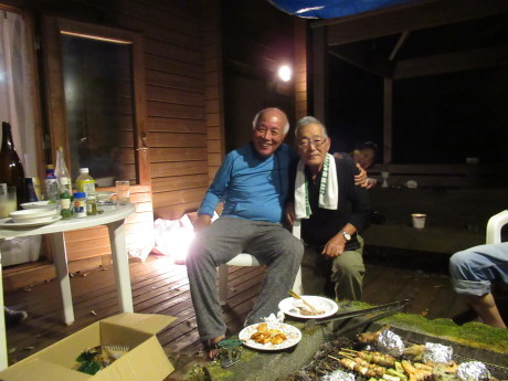 2019年9月6-7日山中湖大倉山荘ベースにキノコ狩り、バーベキュー_c0242406_14032884.jpg