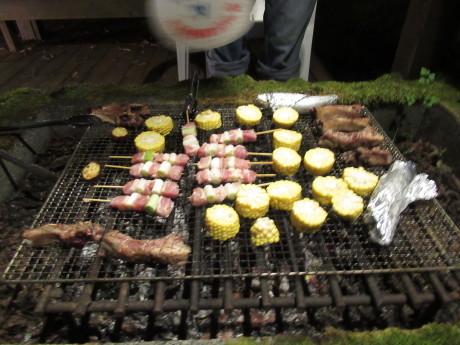 2019年9月6-7日山中湖大倉山荘ベースにキノコ狩り、バーベキュー_c0242406_14040182.jpg
