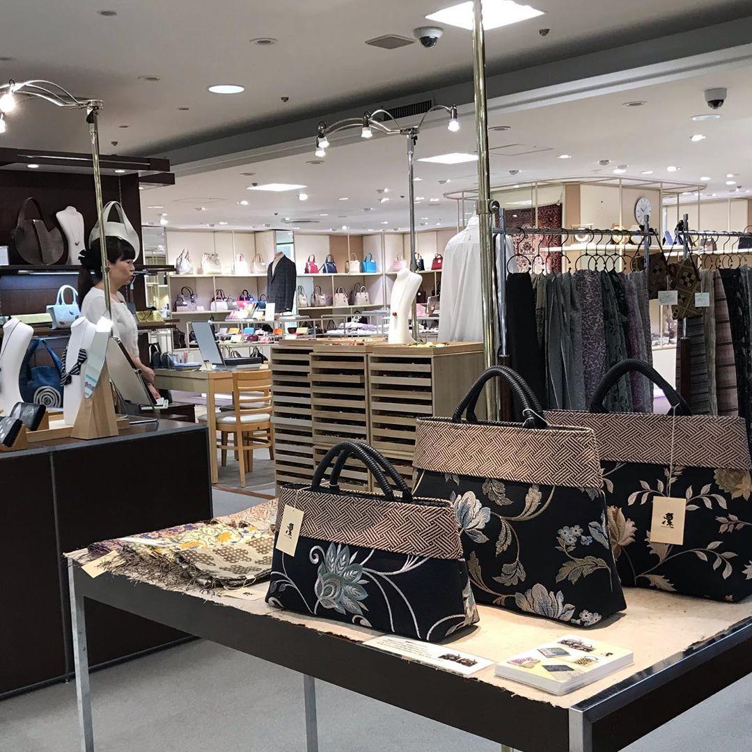 松坂屋名古屋店にて展示会、今日25日より始まりました!_c0145608_10261806.jpg