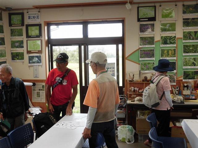 台風の影響で振り回された2019ヒガンバナウォーク それでも40人の皆さんと一緒に笑顔でゴールイン_f0141310_07510333.jpg