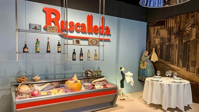ロベルト宮のRuscalledaの展示会_b0064411_16232466.jpg