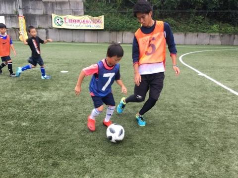 ゆるUNO 9/21(土) at UNOフットボールファーム_a0059812_12205272.jpg