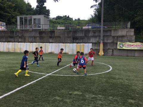 ゆるUNO 9/21(土) at UNOフットボールファーム_a0059812_12210440.jpg