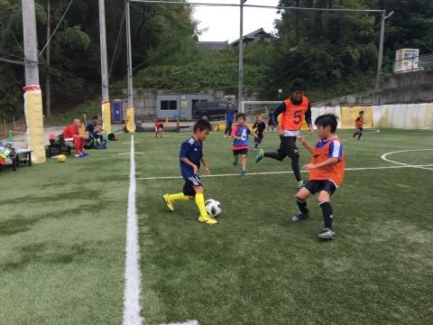ゆるUNO 9/21(土) at UNOフットボールファーム_a0059812_12214147.jpg
