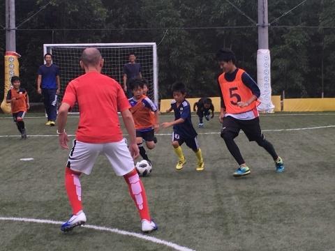 ゆるUNO 9/21(土) at UNOフットボールファーム_a0059812_12215387.jpg