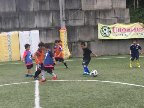 ゆるUNO 9/21(土) at UNOフットボールファーム_a0059812_12230198.jpg