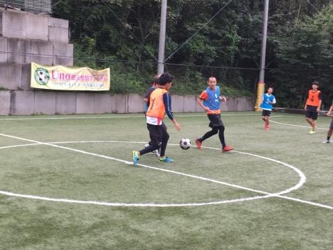 ゆるUNO 9/21(土) at UNOフットボールファーム_a0059812_12242310.jpg