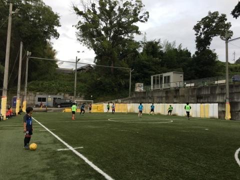 ゆるUNO 9/21(土) at UNOフットボールファーム_a0059812_12244239.jpg