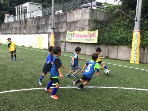 ゆるUNO 9/22(日) at UNOフットボールファーム_a0059812_12503829.jpg