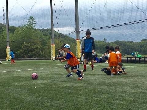 ゆるUNO 9/22(日) at UNOフットボールファーム_a0059812_12550069.jpg