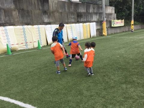 ゆるUNO 9/22(日) at UNOフットボールファーム_a0059812_12550415.jpg
