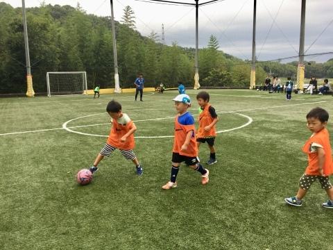 ゆるUNO 9/22(日) at UNOフットボールファーム_a0059812_12551664.jpg