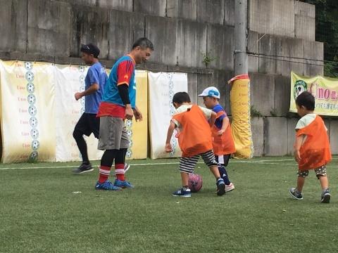 ゆるUNO 9/22(日) at UNOフットボールファーム_a0059812_12552150.jpg