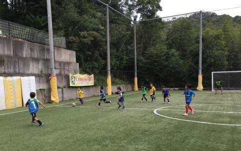 ゆるUNO 9/22(日) at UNOフットボールファーム_a0059812_12561301.jpg