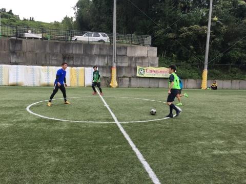 ゆるUNO 9/22(日) at UNOフットボールファーム_a0059812_12583487.jpg