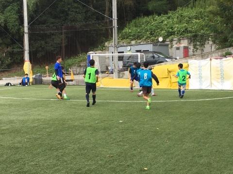 ゆるUNO 9/22(日) at UNOフットボールファーム_a0059812_12584618.jpg