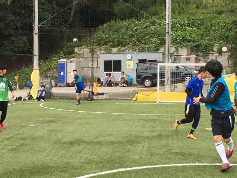 ゆるUNO 9/22(日) at UNOフットボールファーム_a0059812_12585282.jpg