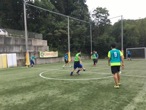 ゆるUNO 9/22(日) at UNOフットボールファーム_a0059812_12590661.jpg