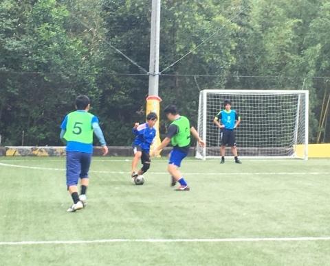 ゆるUNO 9/22(日) at UNOフットボールファーム_a0059812_12592211.jpg