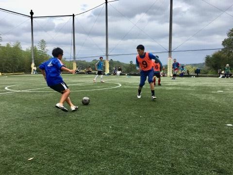 ゆるUNO 9/22(日) at UNOフットボールファーム_a0059812_12593372.jpg