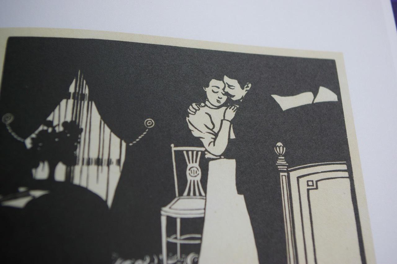 とにかく「気になる」アーティスト、フェリックス・ヴァロットン展@ロイヤル・アカデミー・オブ・アーツ_e0114020_19353174.jpg