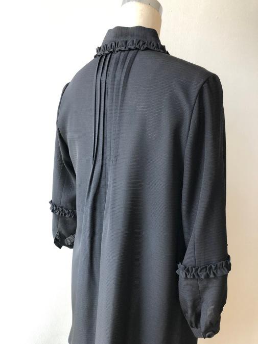 着物リメイク・絽のお着物からピンタックチュニック_d0127925_11514100.jpg