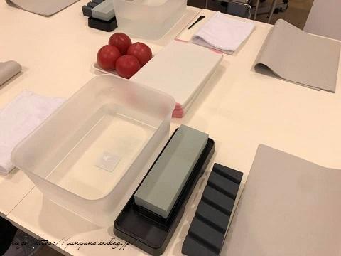暮らしニスタ『貝印』包丁研ぎのオフ会に参加してきました♪_f0023333_23014904.jpg
